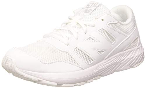 New Balance 570, Zapatillas para Correr de Carretera, White, 33 EU