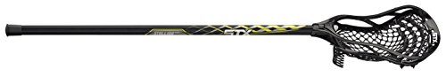 STX Men's Lacrosse Stallion 200 U Complete Attack/Midfield Stick with Shaft and Head