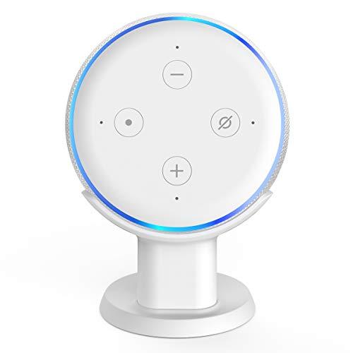Wigoo Dot 第3世代 卓上スタンド Dot3 デスク ホルダー Dot Newモデル マウント テーブル スタンド (卓上スタンド ホワイト)