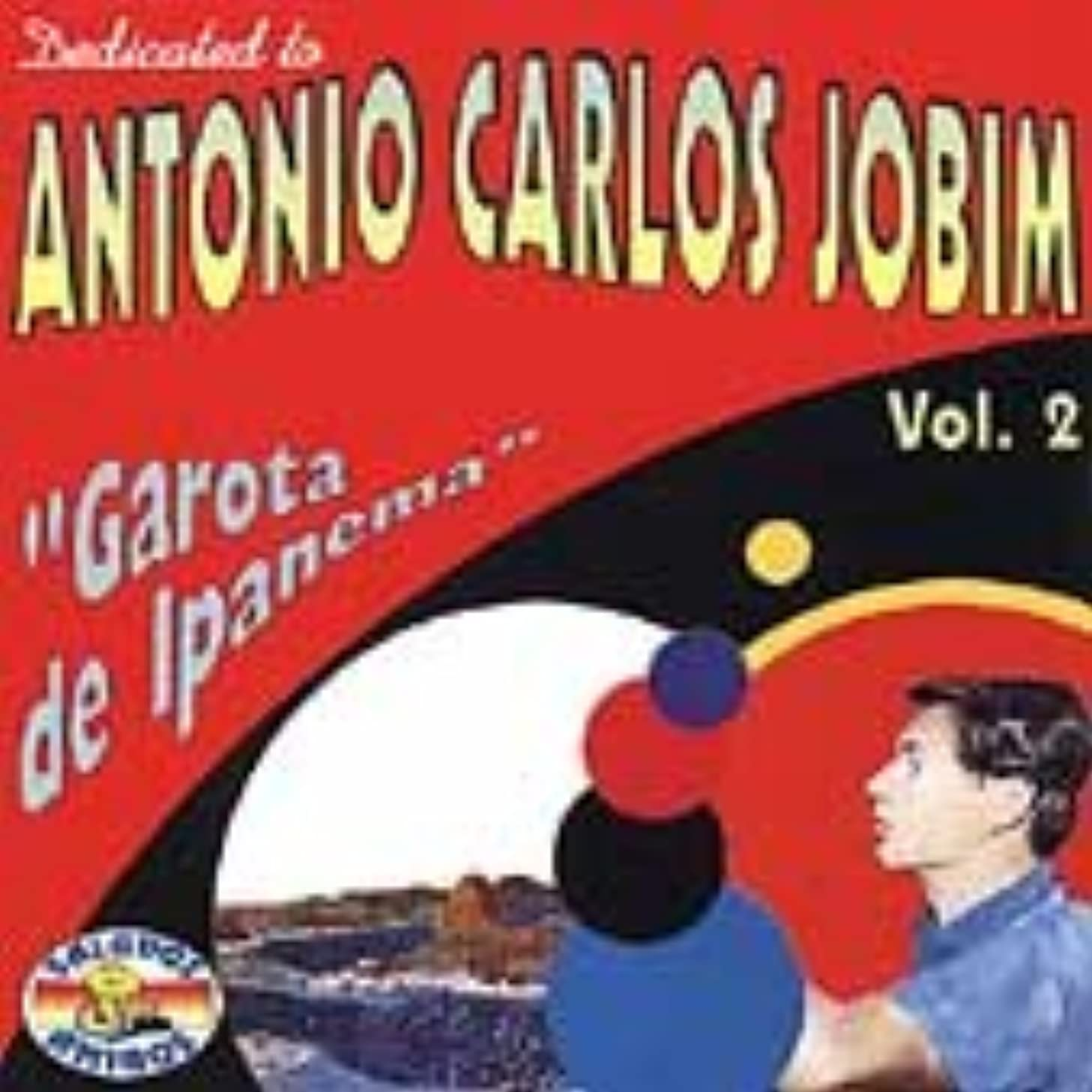 Dedicated to Antonio Carlos Jobim, Vol. 2