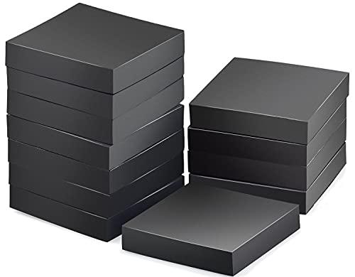 12PCS Dalle anti vibration 10 x 10 x 2 cm, Tapis Anti Vibration pour Machine À Laver Réfrigérateur Chaises Canapé