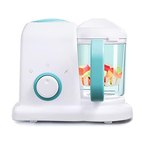CHENSHJI Procesador de Alimentos Máquina De Suplementos De Alimentos para Bebés Máquina De Leche Multifuncional Máquina Mezcladora De Alimentos para El Hogar Máquina De Molienda