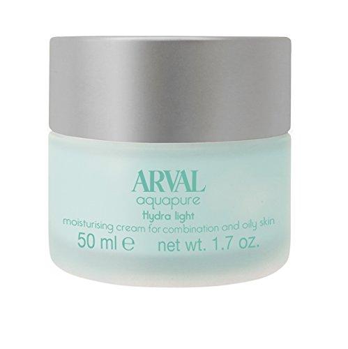 Arval Hydra Light – Crema Idratante per Pelli Miste e gasse - 50 ml