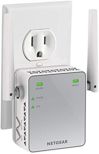 Netgear Garnet N300 WiFi Range Extender - Essentials Edition (EX2700)