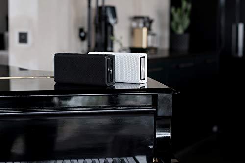 Wireless Speaker, Bluetooth 5.0, 10-Hour Play Time, Splash-Proof, 16w Driver Power, Portable – White 5