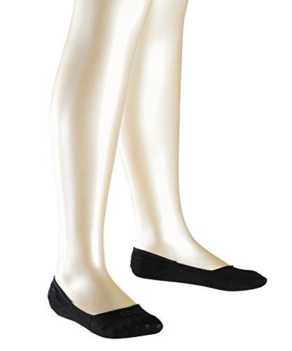 Falke Ballerina step sokjes zwart 39-42 zwart