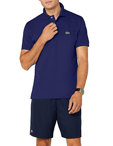 Lacoste L1212, T-Shirt Polo, Uomo, Blu (Oceane S2P), FR 10