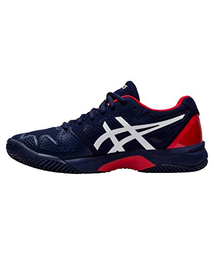 ASICS Gel-Resolution 8 Clay GS, Zapatillas Deportivas,...