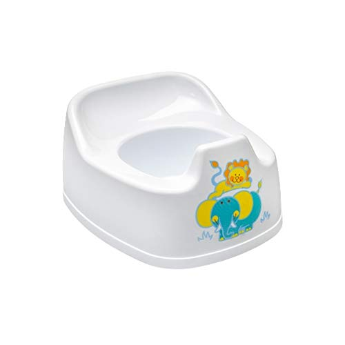 ORYX 5071140 Orinal Infantil Plastico Blanco, Pequeño ⭐