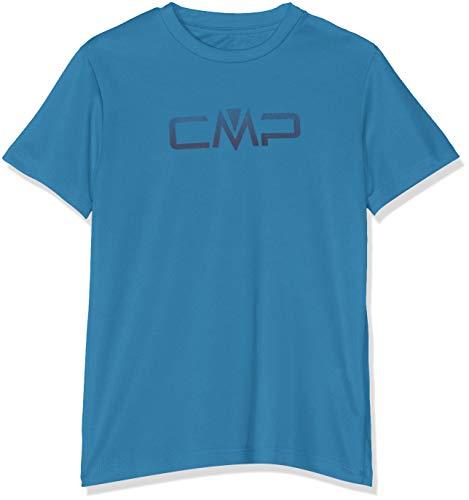CMP Jungen T-Shirt, Zaffiro, 176