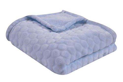 Poyetmotte Bubulle coperta, 100x 150cm, cielo