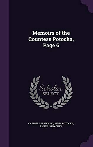 Memoirs of the Countess Potocka, Page 6