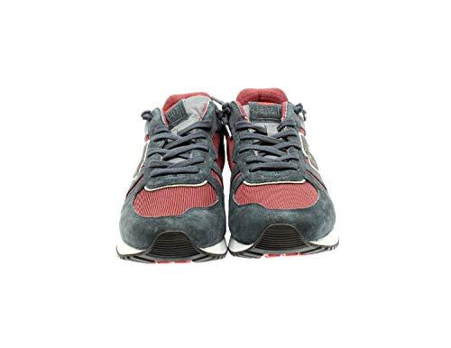 Lotto Leggenda L58233-25A Sneaker Hombre Azul 41