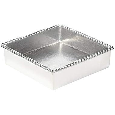 Mariposa Beaded Napkin Box