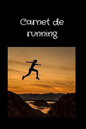 Carnet de running: Journal de bord de suivi d entraînement Running et course a pieds   Agenda d entraînement de Running   Pour 53 semaines(1 an) Idée Cadeau Petit Format, 6  x 9