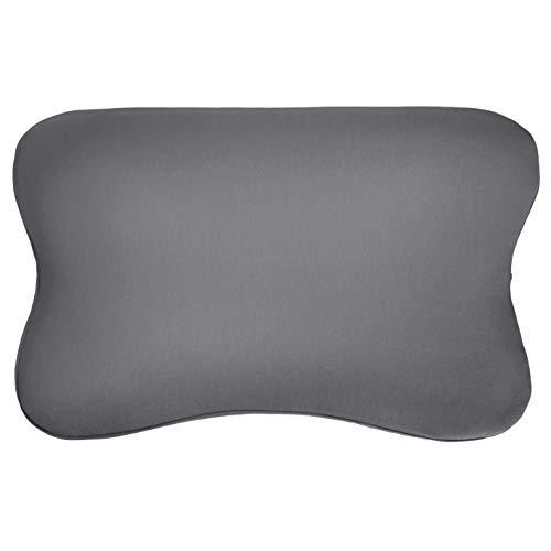 Bezug für BLACKROLL Recovery Kissen | In vielen Farben | Passgenauer Jersey-Kissenbezug | 100 % Baumwolle | Farbton: Schiefer
