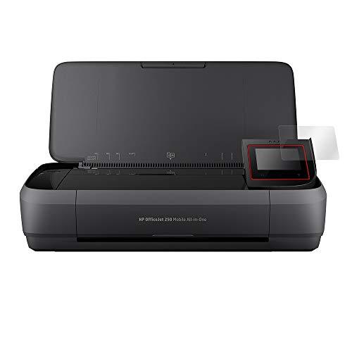 HP OfficeJet 250 Mobile AiO プリンター 用 防指紋 防気泡 傷修復液晶保護フィルム 日本製 OverLay Magic ミヤビックス OMOFFICEJET250/8
