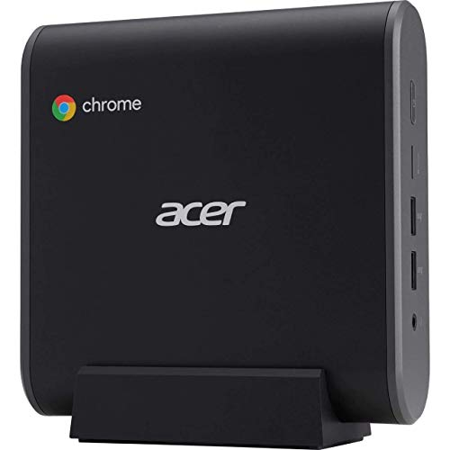 Acer Chromebox CXI3 8th gen Intel Core i7 i7-8550U 16 GB DDR4-SDRAM 64 GB SSD Black Mini PC Chromebox CXI3, 1.8 GHz, 8th gen Intel Core i7, i7-8550U, 16 GB, 64 GB, Chrome OS
