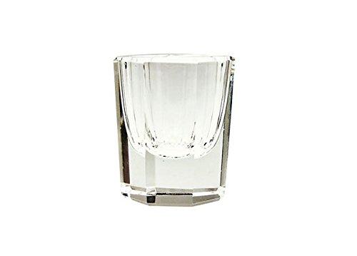 Vaso copa vidrio líquido acrílico - uñas acril