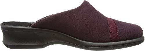 Rohde  Farun,  Damen Warmgefütterte Hausschuhe, Violett (Purple 49) 38 (5 UK)