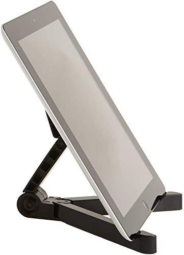 Tec-Digi Justerbar surfplatthållare, kompatibel med Apple iPad, Samsung Galaxy och Kindle Fire tabletter