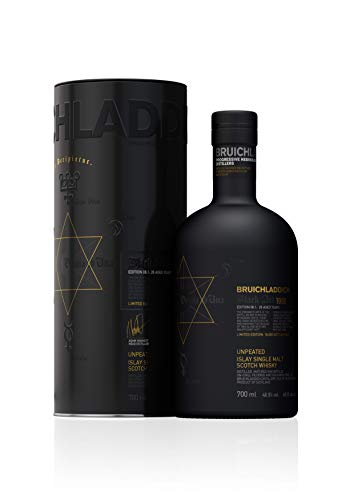 Bruichladdich 26 Jahre 1990 Black Art Edition 6.1 Whisky 0,7 L