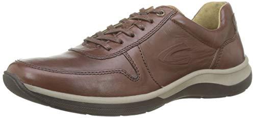 camel active Herren Path 11 Sneaker, Braun (Cognac 1), 43 EU