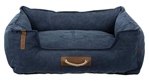 TRIXIE BE NORDIC HONDENMAND FOHR DONKERBLAUW 100X80 CM