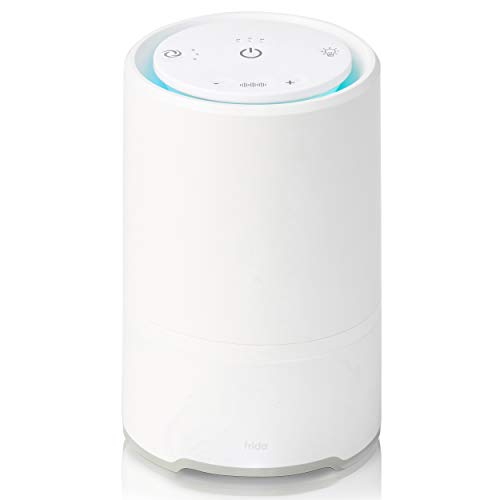3-in-1 Air Purifier + Sound Machine + Nightlight with 3 Fan Speeds and Easy-Change Filter by Frida Baby