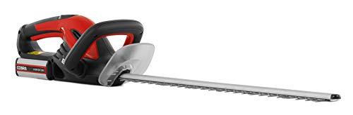 Cobra H5024V 24v Cordless Battery Hedge Trimmer, 50cm Blade Length. Supplied with Battery & Charger