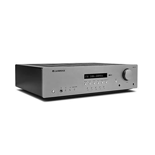 Cambridge Audio AXR100 - Receptor AV (100 W, Estéreo, 0,01%, 47000 Ω, 82 dB, 5 - 50000 Hz) ⭐
