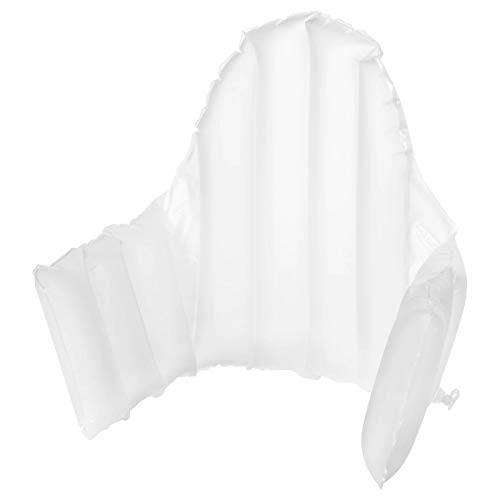 Supporting Cushion, White, Materials: Synthetic Rubber