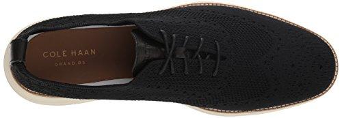 Cole Haan Men's Original Grand Knit Wing Tip Ii Sneaker
