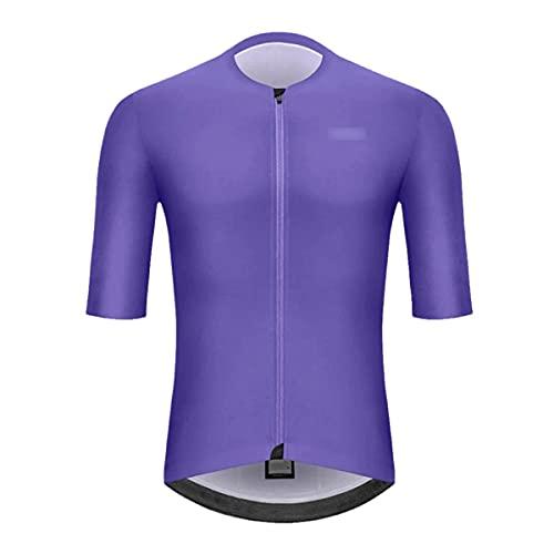 Hombres ciclismo desgaste verano manga corta bicicleta de montaña camiseta triatlón top deportes al aire libre, Hombre, 8, 3XL