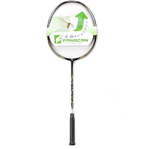 YYDM 1 STK Beruf Badmintonschläger - Leichte, Tragbare Schläger/Mittel- Und Erweitert Schlägerkontrolle/Einzelsport, Für Badminton Praxis Und Freizeitbereich.