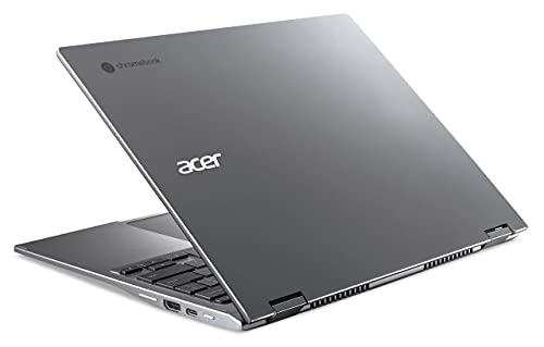Acer Chromebook Convertible 13 Zoll (CP713-2W-541X) (ChromeOS, QHD Touch-Display, bis zu 10 Stunden Akku-Laufzeit, Tastatur beleuchtet, Aluminium; 1,4 Kg leicht, 17mm dünn) Premium Chromebook - 7