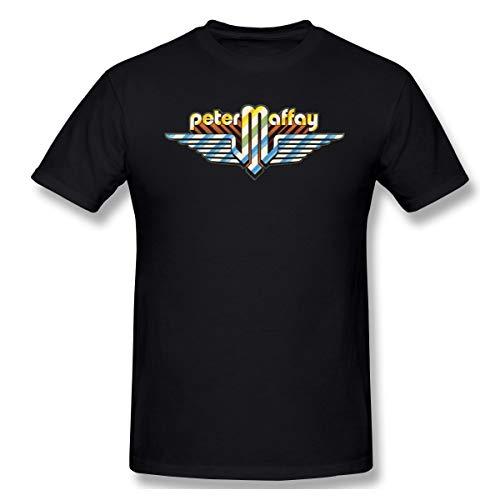Sallyigueroa Herrens Peter Maffay Fashion Farbname T Shirt Mit Herren XXL