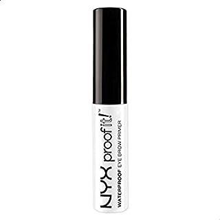 NYX Professional Makeup Proof It Waterproof Eyeshadow Primer, Cream 01