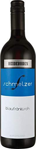 Schmelzer Blaufränkisch Heideboden - Österreich Burgenland (1x 0,75l) Rotwein trocken