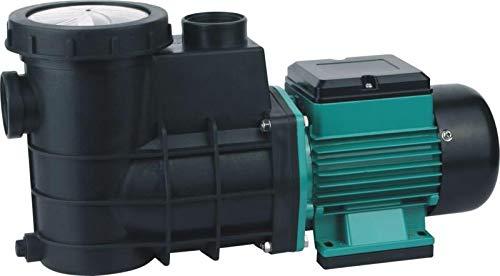 AquaOne HZS-200 Selbstsaugende Poolpumpe Umwälzpumpe Schwimmbadpumpe 200 Watt 5000 L/h Pool Schwimmteich Pumpe