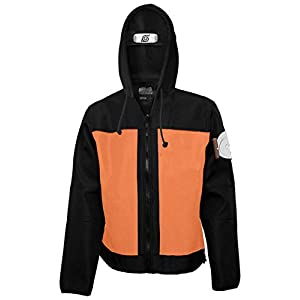 Naruto – Shippuden Ninja Adult Zip Hoodie