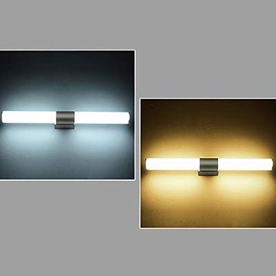 Best Quality Hah Wall Lamps Bathroom Led Mirror Light Waterproof 12W 16W 22W AC85-265V LED Tube Modern Wall Lamp Bathroom Lighting