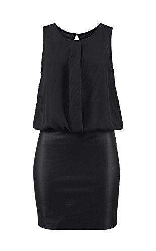 Laura Scott Kleid Minikleid Schwarz Gr. 42