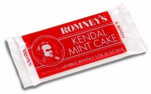 Kendal Mint Cake Brown 40 g x 12