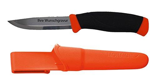 Morakniv Messer, Companion, mit persönlicher Wunschgravur