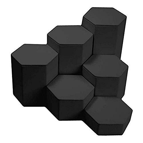 Leatherette Risers Set