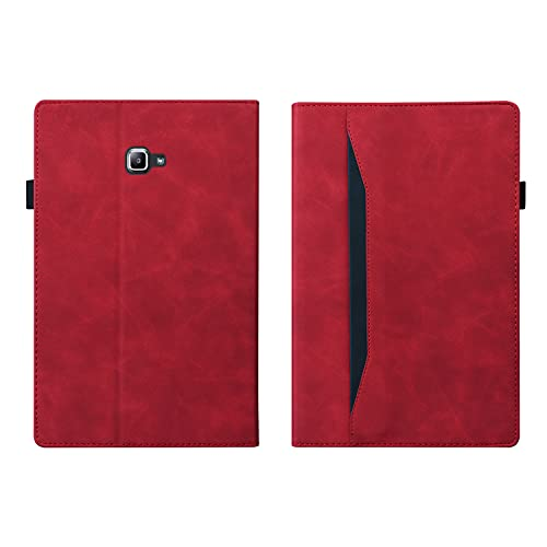 ONETHEFUL hülle Book Cover Etui für Samsung Galaxy Tab A / A6 10.1
