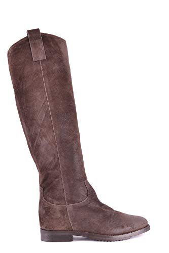 Luxury Fashion | J|d Julie Dee Dames MCBI32881 Bruin Suôde Laarzen | Seizoen Outlet