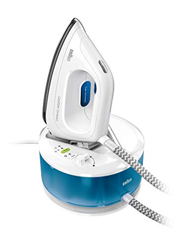 Braun IS2043BL CareStyle Compact Ferro da Stiro con Caldaia, 2200 W, 1.3...
