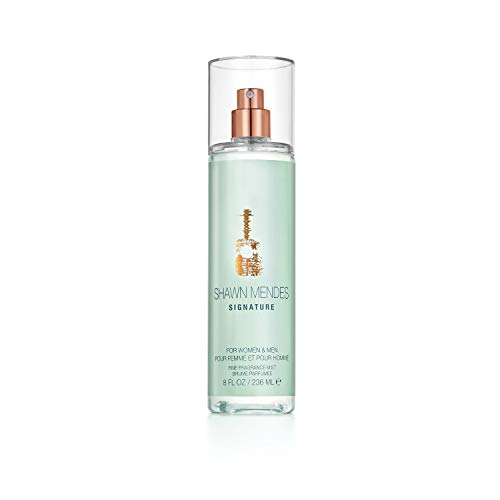 Shawn Mendes Signature Fine Fragrance Mist, 236ml